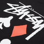 Мужская футболка Stussy Full Deck 2 Black фото - 2