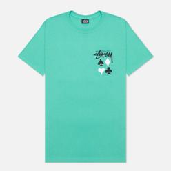 Мужская футболка Stussy Full Deck 2 Green