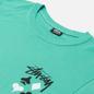Мужская футболка Stussy Full Deck 2 Green фото - 1