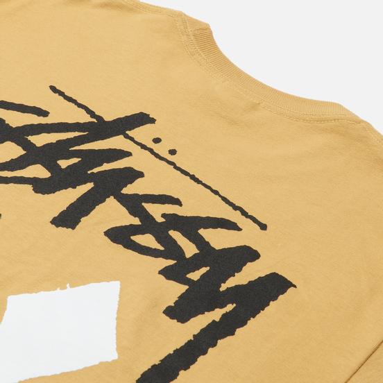 Мужская футболка Stussy Full Deck 2 Khaki