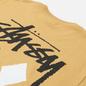 Мужская футболка Stussy Full Deck 2 Khaki фото - 2