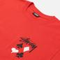 Мужская футболка Stussy Full Deck 2 Red фото - 1