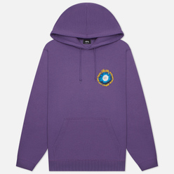 Мужская толстовка Stussy Cosmos Hoodie Purple