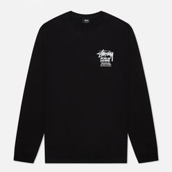 Мужской лонгслив Stussy In The Clouds Black