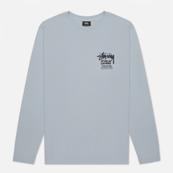 Мужской лонгслив Stussy In The Clouds Slate