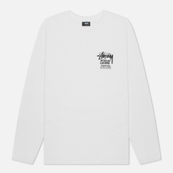 Мужской лонгслив Stussy In The Clouds White