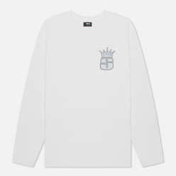 Мужской лонгслив Stussy S Crown White