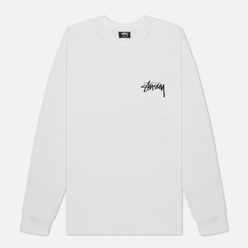 Мужской лонгслив Stussy Peace And Love White