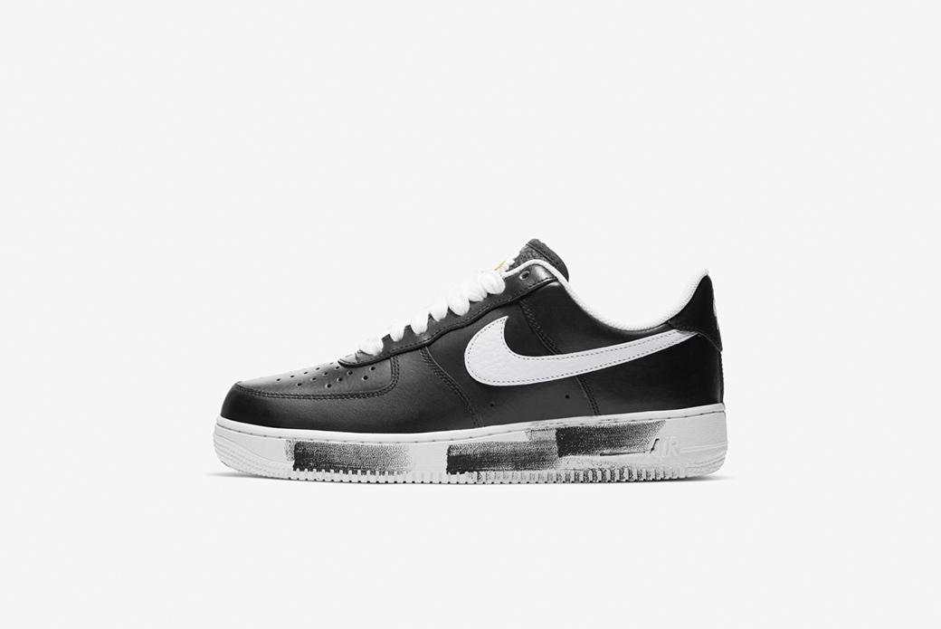 Nike × PEACEMINUSONE Air Force 1: раскрывая талант
