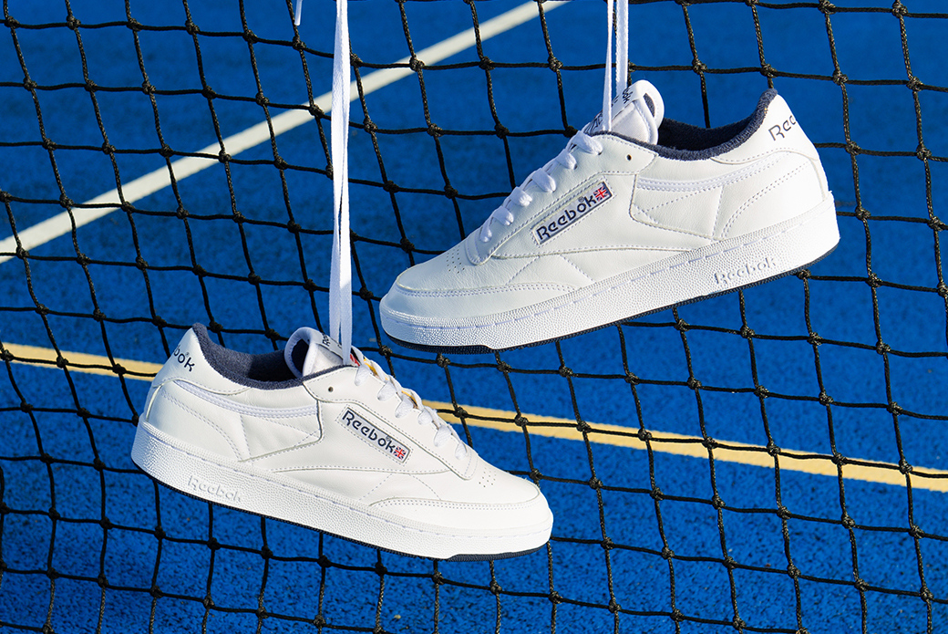Reebok Club C 85 35th Anniversary: легенда тенниса