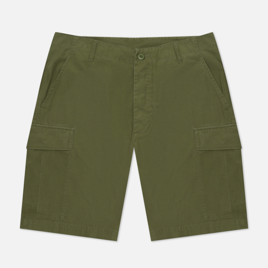 Мужские шорты maharishi Modified Jungle Fatigue Olive