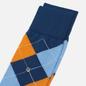 Носки Burlington Manchester Navy/Blue/Orange фото - 1