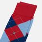 Носки Burlington Manchester Red/Blue/Navy фото - 1