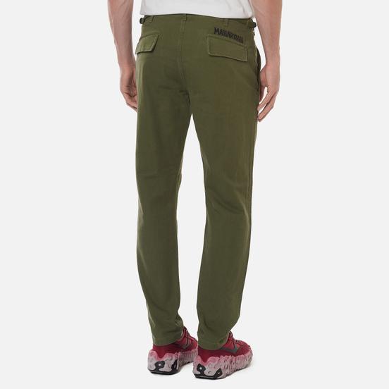 Мужские брюки maharishi U.S. Custom Olive