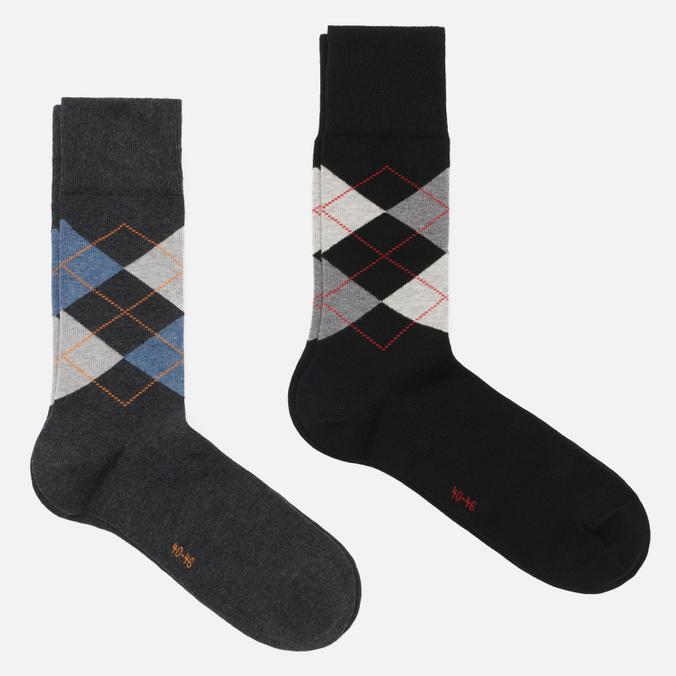 Комплект носков Burlington Basic 2-Pack