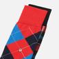 Комплект носков Burlington Fashion 2-Pack Black/Red фото - 1