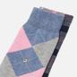Комплект носков Burlington Fashion 2-Pack Blue/Grey фото - 1