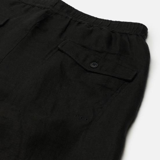 Мужские шорты maharishi Hill Loose Track Black
