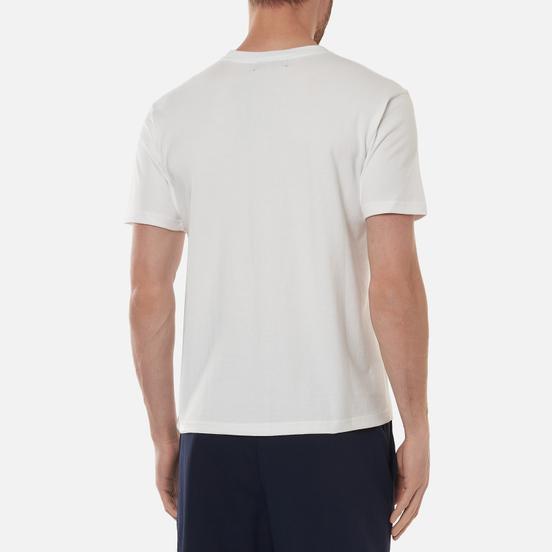 Мужская футболка Medicom Toy x fragmentdesign 2020 Logo White