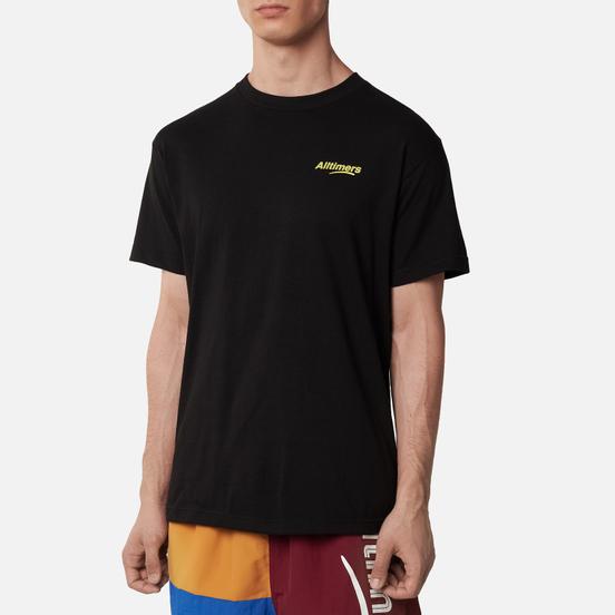 Мужская футболка Alltimers Good Hands Black