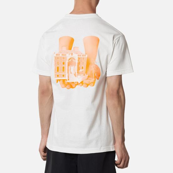 Мужская футболка Alltimers Good Hands White