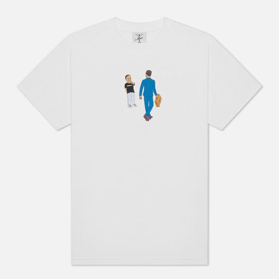 Мужская футболка Alltimers Laughing At Opps White