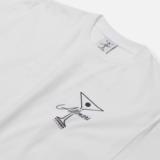 Мужская футболка Alltimers Karaoke White