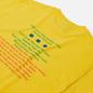 Мужская футболка Alltimers Karaoke Yellow фото - 2