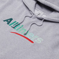 Мужская толстовка Alltimers Big Fader Hoodie Heather Grey фото - 1