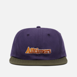 Кепка Alltimers Broadway Purple/Army Green