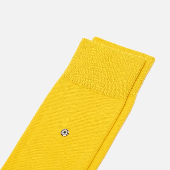 Носки Burlington Lord Yellow