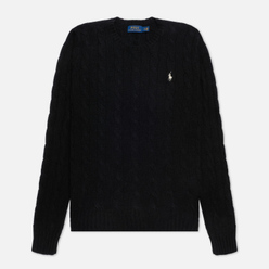 Женский свитер Polo Ralph Lauren Julianna Classic Crew Neck Black