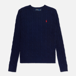 Женский свитер Polo Ralph Lauren Julianna Classic Crew Neck Hunter Navy