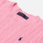 Женский свитер Polo Ralph Lauren Julianna Classic Crew Neck Course Pink фото - 1