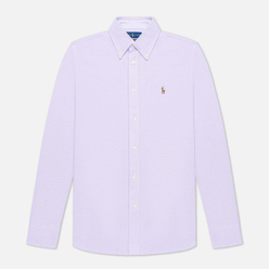 Женская рубашка Polo Ralph Lauren Heidi Oxford Slim Fit English Lavender