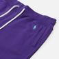 Женские брюки Polo Ralph Lauren Polo Pony Mini Logo Ankle Featherweight Fleece Purple Rage фото - 1