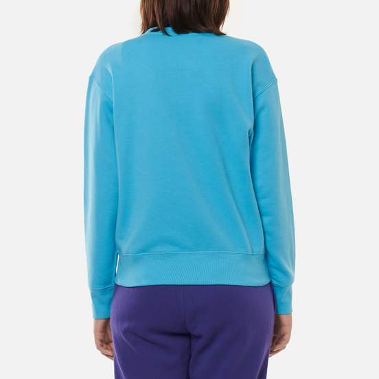 Женская толстовка Polo Ralph Lauren Polo Pony Mini Logo Featherweight Fleece Perfect Turquoise