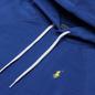 Женская толстовка Polo Ralph Lauren Polo Pony Mini Logo Hoodie Featherweight Fleece Royal Navy фото - 1
