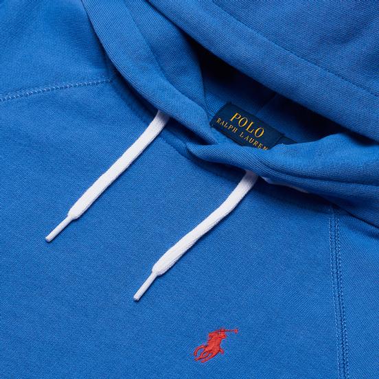 Женская толстовка Polo Ralph Lauren Polo Pony Mini Logo Hoodie Resort Blue