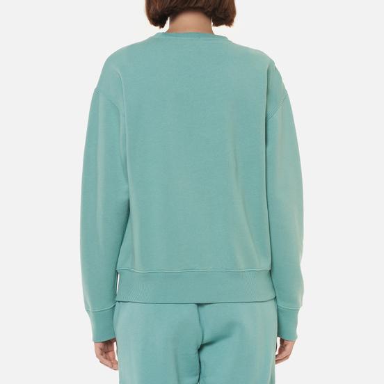 Женская толстовка Polo Ralph Lauren Embroidered Pony Crew Neck Tiki Green