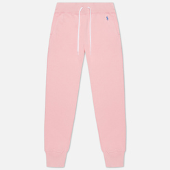 Женские брюки Polo Ralph Lauren Polo Pony Mini Logo Ankle Resort Pink