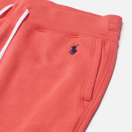Женские брюки Polo Ralph Lauren Polo Pony Mini Logo Ankle Amalfi Red