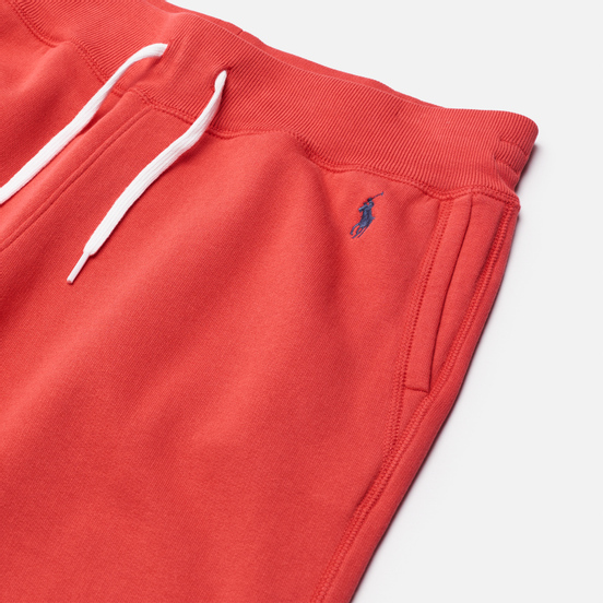 Женские брюки Polo Ralph Lauren Polo Pony Mini Logo Ankle Spring Red