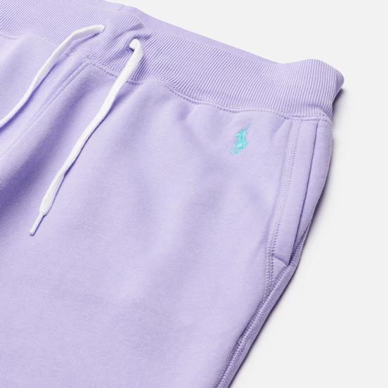 Женские брюки Polo Ralph Lauren Polo Pony Mini Logo Ankle Cruise Lavendar