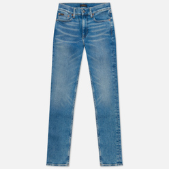 Женские джинсы Polo Ralph Lauren Tompkins Skinny Sammie Wash Light Indigo