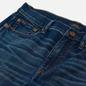 Женские джинсы Polo Ralph Lauren Tompkins Skinny Crop NW Rosaleen Wash Dark Indigo фото - 1