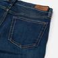 Женские джинсы Polo Ralph Lauren Tompkins Skinny Crop NW Rosaleen Wash Dark Indigo фото - 2