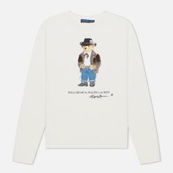 Женская толстовка Polo Ralph Lauren Cowboy Polo Bear Nevis