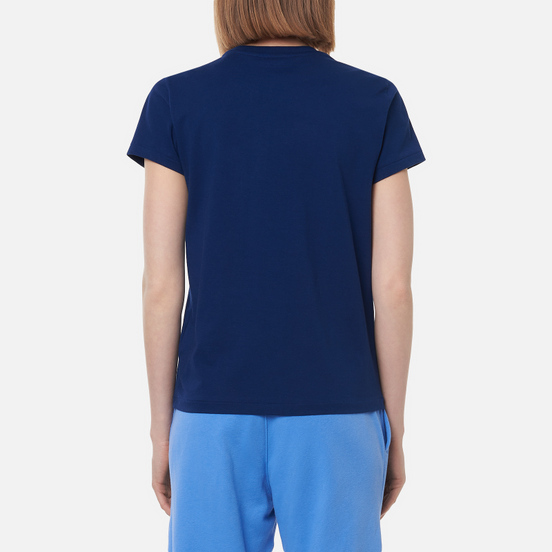 Женская футболка Polo Ralph Lauren Seashell Logo Holiday Navy