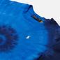 Женская футболка Polo Ralph Lauren Spiral Tie-Dye Big Fit Blue Ocean Spiral фото - 1